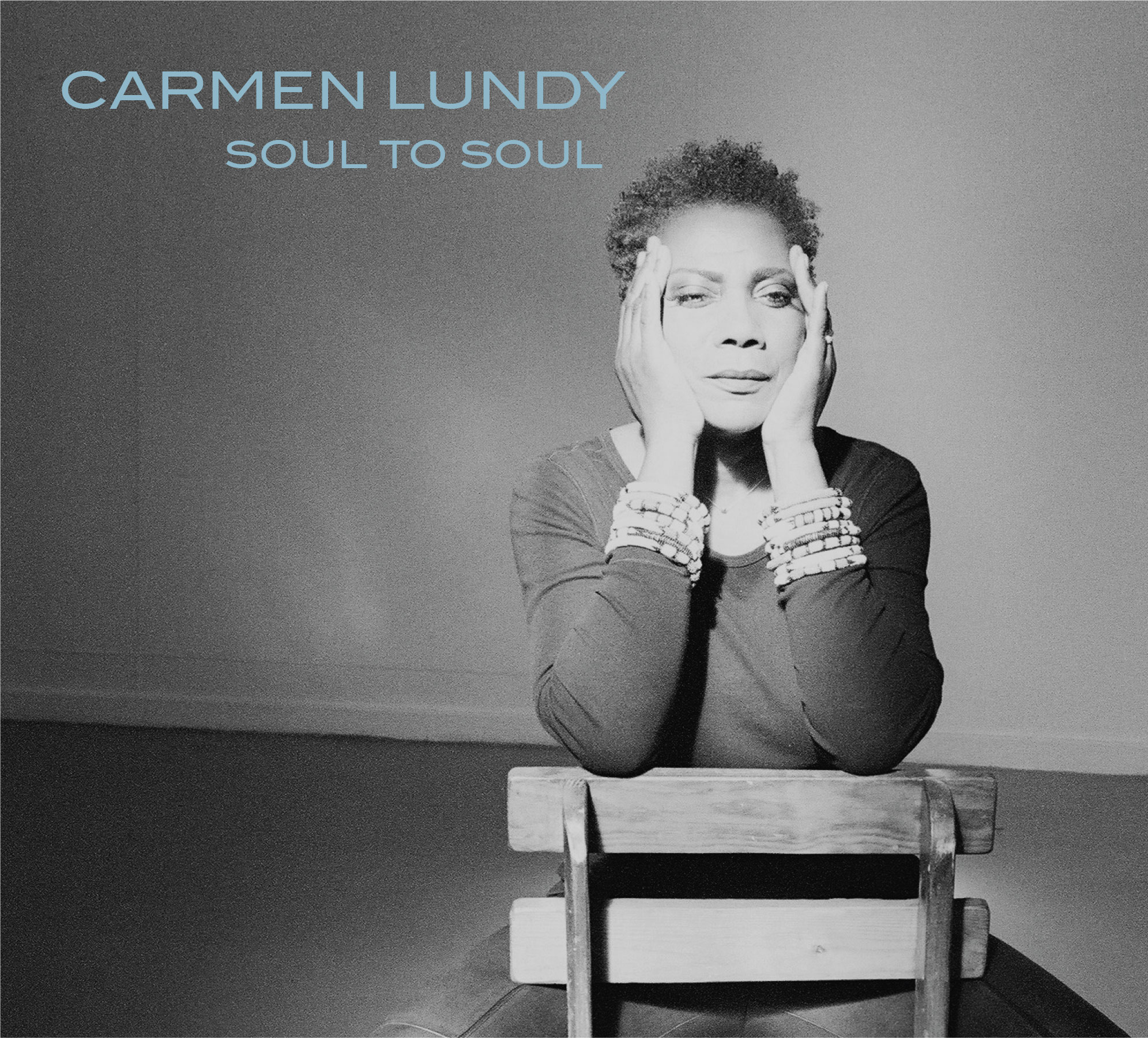 Carmen Lundy - soul to Soul Cover art